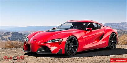Toyota Supra Ft1 Mkv Wheels 2jz Concept