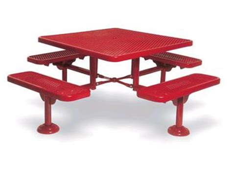ultraplay ultra standard height outdoor table octagon