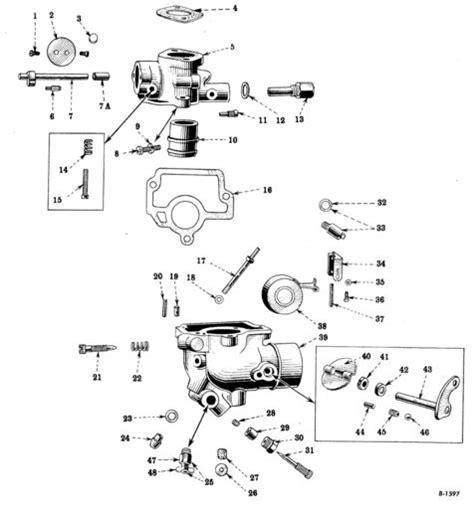 Farmall Carb Diagram International