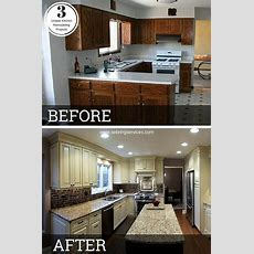 Before & After 3 Unique Kitchen Remodeling Projects