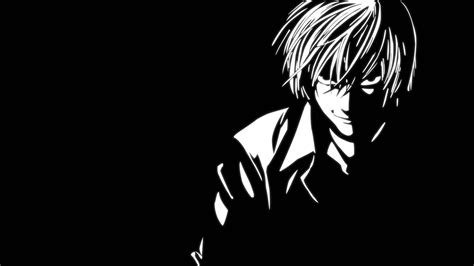 Anime Death Note Light Death Note Light Wallpaper