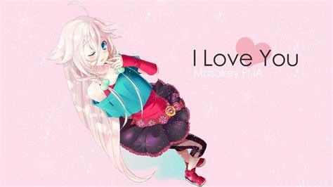 I You Anime Wallpaper - i you hd wallpapers