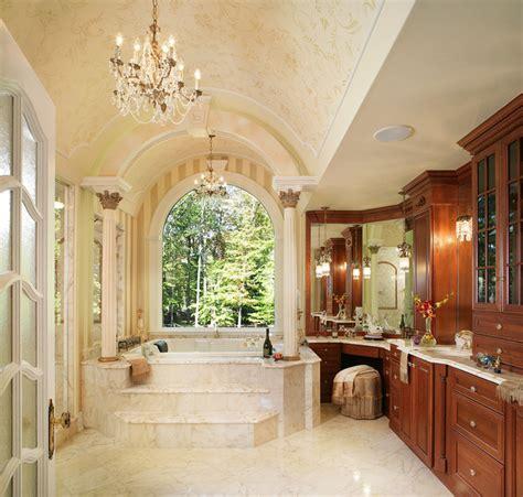 master bathroom  soaking tub traditional bathroom