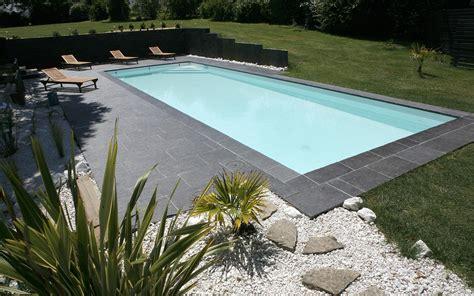 rendre une terrasse étanche 5 bonnes id 233 es pour construire une piscine originale
