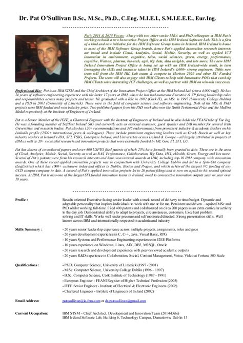 bsc computer science resume format 28 images