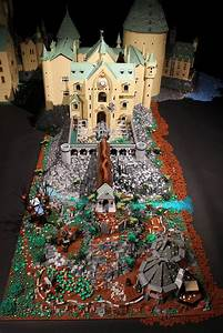 hogwarts replica from lego pieces xcitefun net