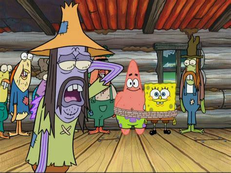 spongebuddy mania spongebob episode trenchbillies
