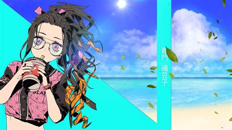 3840x2160 Nezuko Kamado Cool Art 4k Wallpaper Hd Anime 4k