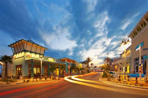 Pier Park Panama City Beach by Welcome To Pier Park A Shopping Center In Panama City