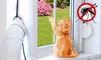 Klimaanlage Schlauch Fenster : airlock 100 angenehmes klima und m ckenschutz in einem trotec blog ~ Watch28wear.com Haus und Dekorationen