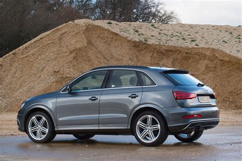Audi Q3 Picture by Used Audi Q3 Review Pictures Auto Express