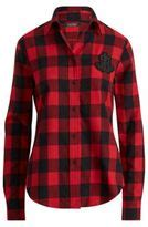 Womens Red Flannel Shirt Shopstyle