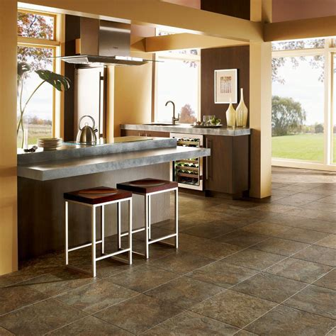 durable flooring for kitchens kitchen floor tiles that are classic durable and trend proof 6988