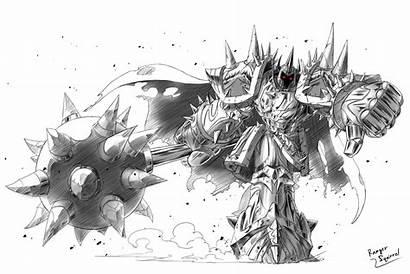 Mordekaiser League Legends Lol Wallpapers Lord Backgrounds