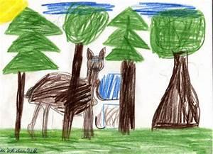 Gemalte Bilder Von Kindern : 001irinas reh ~ Markanthonyermac.com Haus und Dekorationen