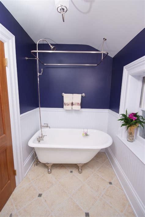 clawfoot tub  classic  charming elegance   victorian era