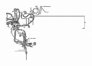 Scion Tc Engine Wiring Harness  Clamp  Electrical