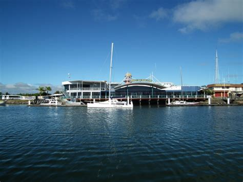 Hervey Bay Boat Club Annual Report by About 187 Hervey Bay Boat Club