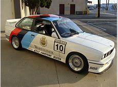Motorsport Mondays 1988 BMW M3 DTM Tribute German Cars