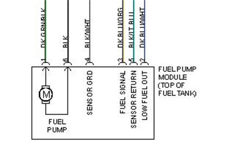 Dodge Ram Where The Fuel Pump Cut Off Switch