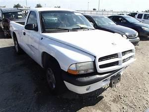 Used Parts 2002 Dodge Dakota Sport 2wd 3 9l V6 Engine 5
