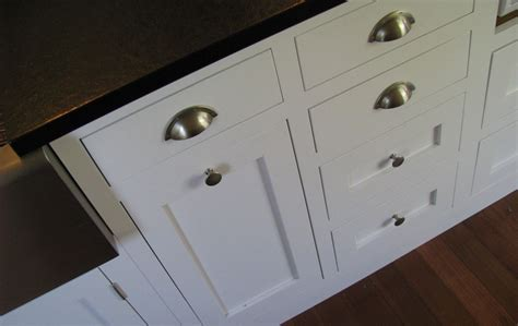 Shaker Style Cabinets in Authentic Inset Face Frame Design