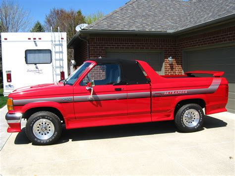 Ford Ranger Convertible Kit by 1991 Ford Skyranger Convertible Surfaces