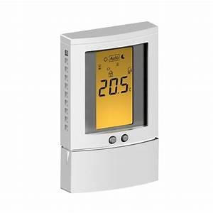 Thermostat D Ambiance Filaire : thermostat d 39 ambiance filaire digital ~ Melissatoandfro.com Idées de Décoration