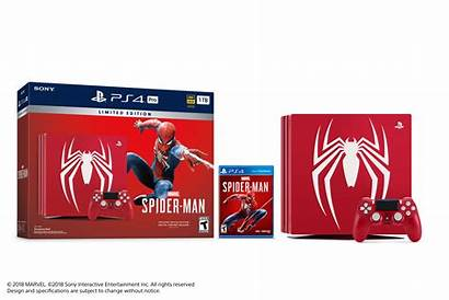 Ps4 Spider Edition Limited Toch Aangekondigd Officieel