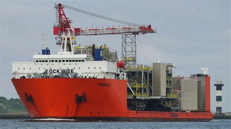Dockwise Heavy Lift Ship Will Transport Uss Fitzgerald