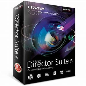 Cyberlink Director Suite 5 Crack Keygen Full Version Download