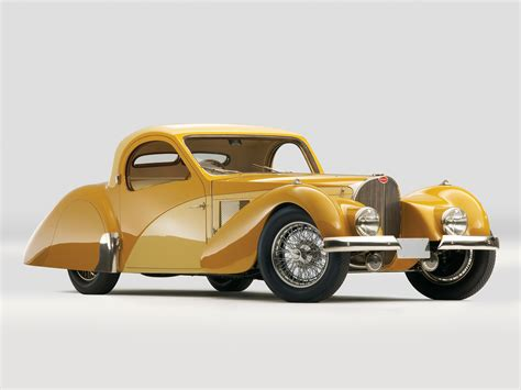 The bugatti type 57 and later variants (including the famous atlantic and atalante) was an entirely new design created by jean bugatti, son of founder ettore. 1936, Bugatti, Type, 57sc, Atalante, Luxury, Retro Wallpapers HD / Desktop and Mobile Backgrounds