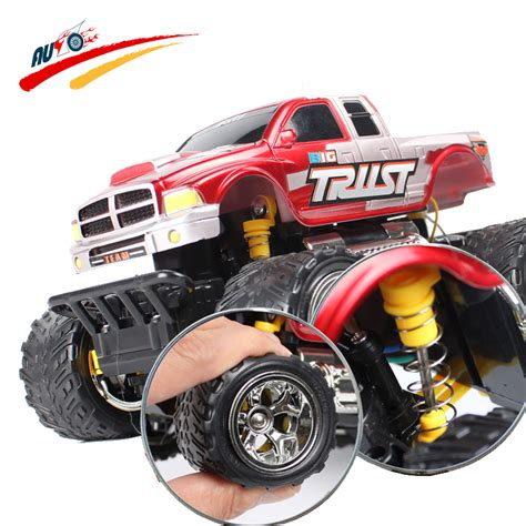 toy monster trucks racing xsavage remote controlled bigfoot high speed racing car