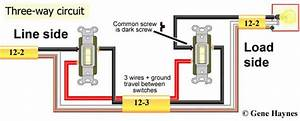 How To Identify Line And Load Wires