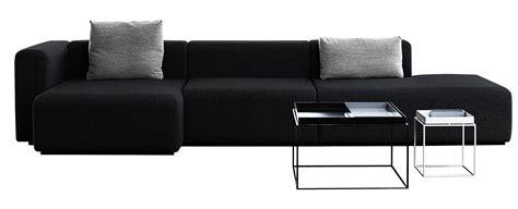 canapé 120 cm mags corner sofa l 342 cm left armrest grey