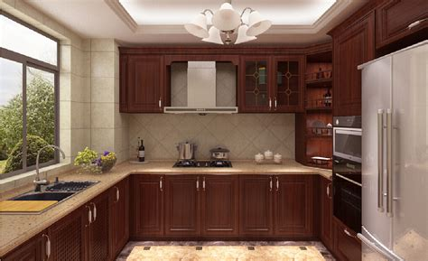 kitchen cabinets solid wood solid wood kitchen cabinets for the ultimate makeover 6391