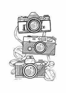 25+ best ideas about Camera drawing on Pinterest | Camera ...