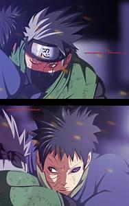 *Kakashi v/s Obito* - Kakashi Photo (35529768) - Fanpop