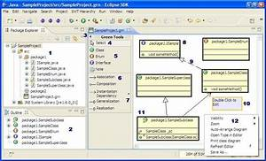 35 Generate Class Diagram From Java Code Eclipse