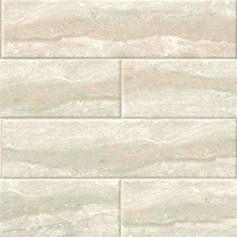 4x16 subway tile home depot gris travertine 4x16 quot glossy ceramic backsplash tile