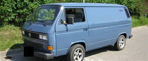 Vw Transporter (type 2 T3)..
