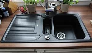 Dunkle Silgranit Spüle Reinigen : granitsp le reinigen pflegen so wird die blanco silgranit sp le sauber ~ Watch28wear.com Haus und Dekorationen