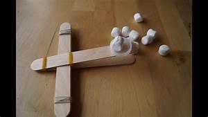 Mini Marshmallow Catapult
