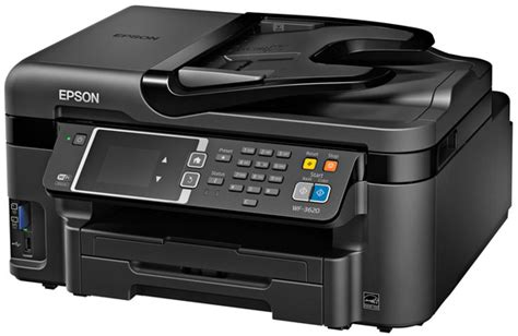You can benefit from this printer to publish your files and pictures with its most excellent outcome. Epson WorkForce WF-3620 Driver Download | Epson Support