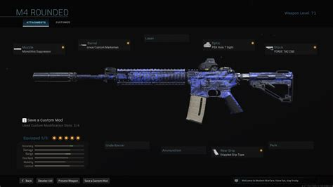 warzone guns duty call loadout oden assault rifle pc