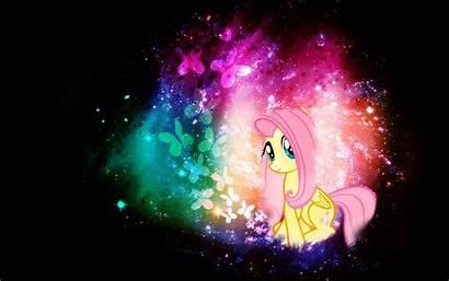 Fluttershy Pony Wallpapers Friendship Magic Faint Fondos
