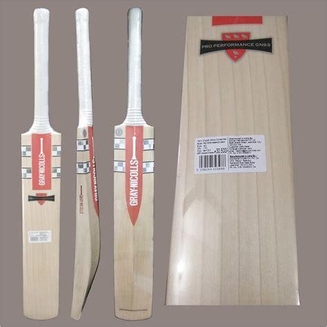 gray nicolls pro performance gn english willow cricket