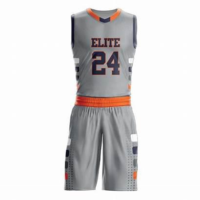 Basketball Sublimated Uniform Elite