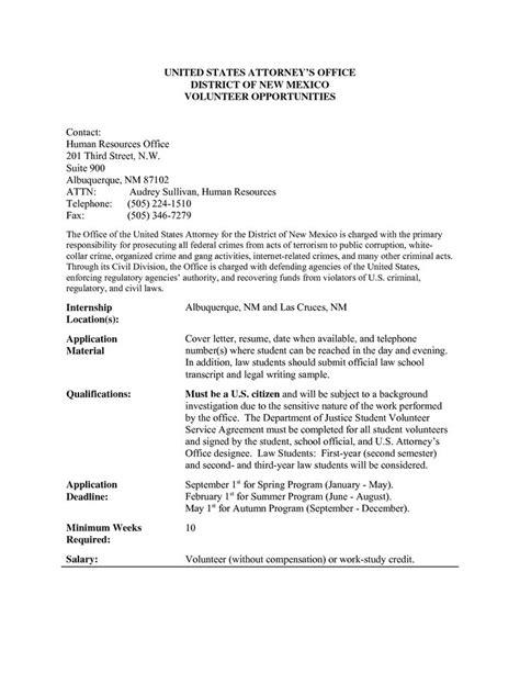 request letter  volunteer