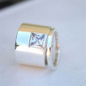 unique womens wedding rings edgy statement sterling ring With unusual wedding rings for women